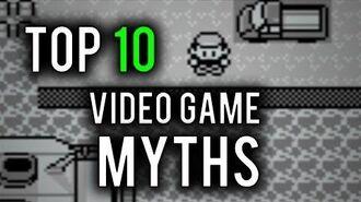 """""""Top 10 video game myths"""" Danger Dolan"""