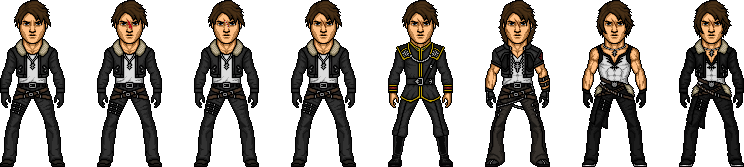 Squall leonhart by ultimocomics-d75n9h7