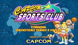 CapcomSportsClubARC