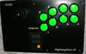 HoriFightingStickSS