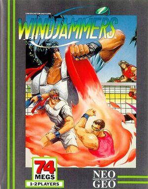 WindjammersAES