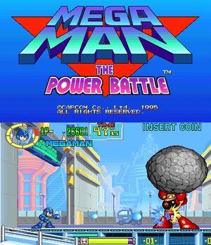 MegaManThePowerBattleARC