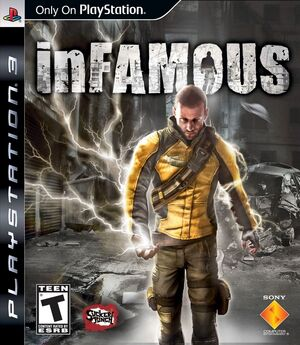 InfamousPS3