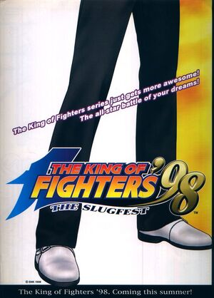 KingofFighters98MVS