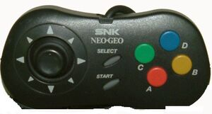 NeoGeoCDController