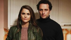 The Americans Keri Russell & Matthew Rhys Season 3 Interview - NYCC 2014