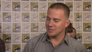 The Book of Life - Channing Tatum SDCC 2014 Interview
