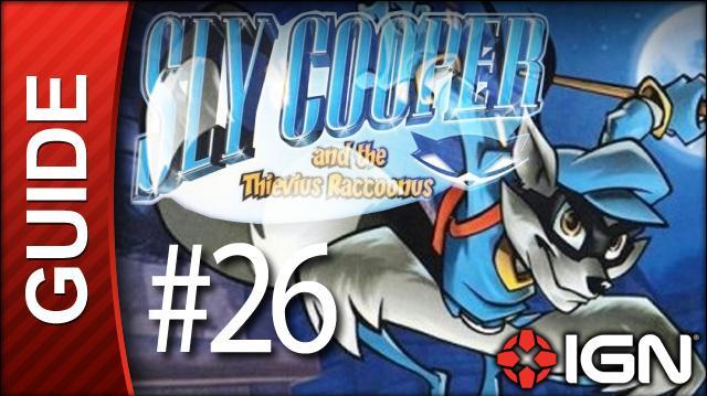 Sly Cooper Thievius Raccoonus Walkthrough - 26 Episode 3 Part 1 Dread Swamp Path