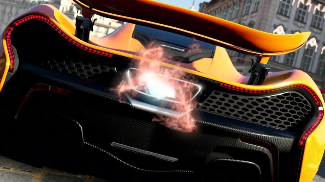 Forza Motorsport 5 Announce Trailer