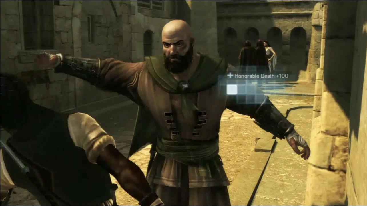 Assassin's Creed Revelations Multiplayer Beta - Deathmatch