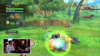 IGN Live Ni No Kuni Demo - E3 2012