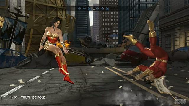 Mortal Kombat vs. DC Universe Video Review - Mortal Kombat vs