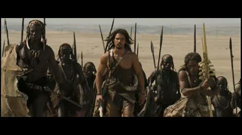 10,000 BC - Gathering the warriors