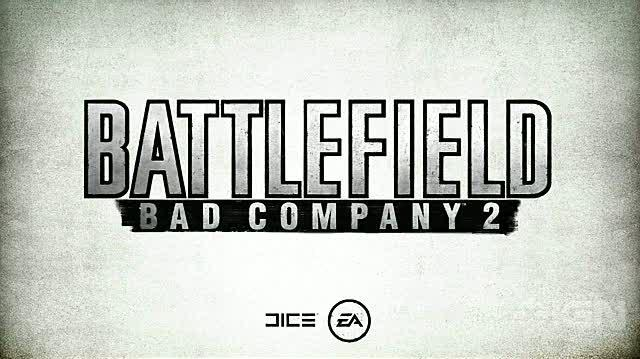 Battlefield Bad Company 2 Xbox 360 Trailer - DLC Trailer