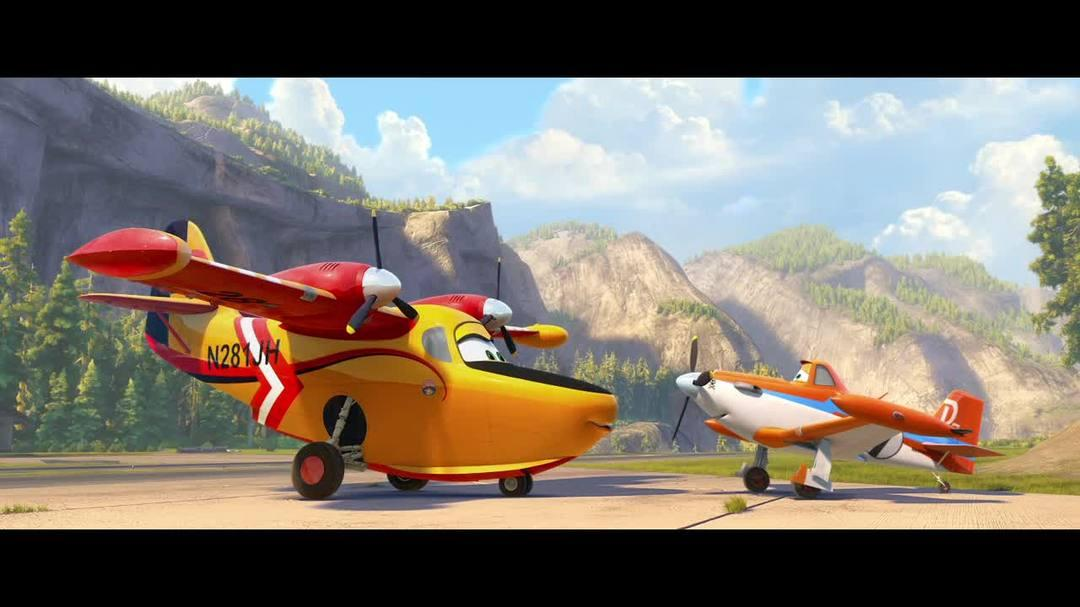 Planes Fire And Rescue - Debut Trailer