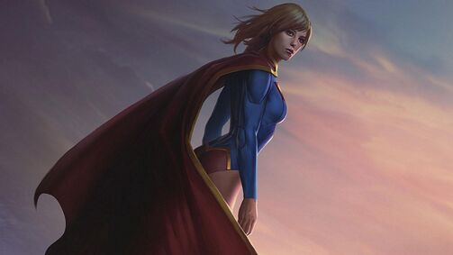 Infinite Crisis Supergirl Champion Profile