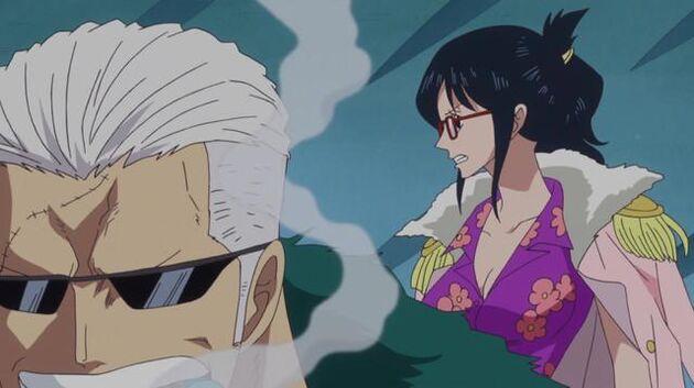 One Piece - Episode 579 - Arriving! a Burning Island – Punk Hazard!