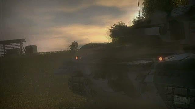 Battlefield Bad Company Xbox 360 Trailer - Crossing Over Map