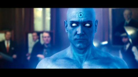 Watchmen (2009) - Clip The Superman exists and he is American