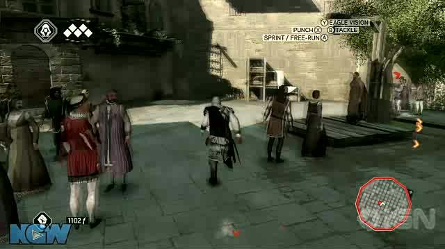 Assassin's Creed 2 X360 - Walkthrough - Assassin's Creed 2 MS 1 - Last Man Standing