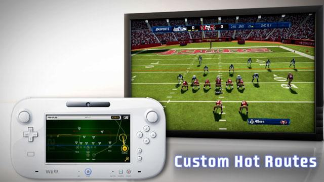 Madden NFL 13 WiiU Launch Trailer