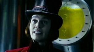 Charlie and the Chocolate Factory (2005) - Clip This Is Hair Toffee