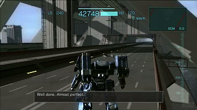 Armored Core for Answer PlayStation 3 Gameplay - Base Assault