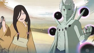 Naruto Shippuden Ultimate Ninja Storm 4 - Hanabi Hyuga vs. Obito Uchiha