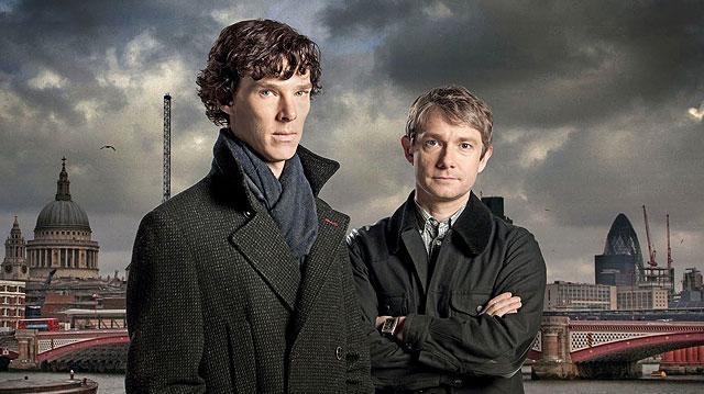 Sherlock - Steven Moffat Talks Season 2