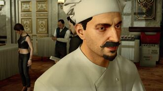Hitman Official Elusive Target The Chef Trailer