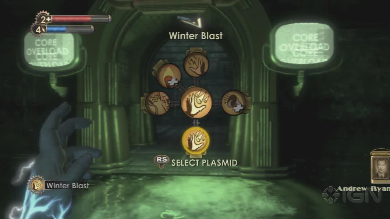 BioShock - Destroy the Maglocks - Gameplay