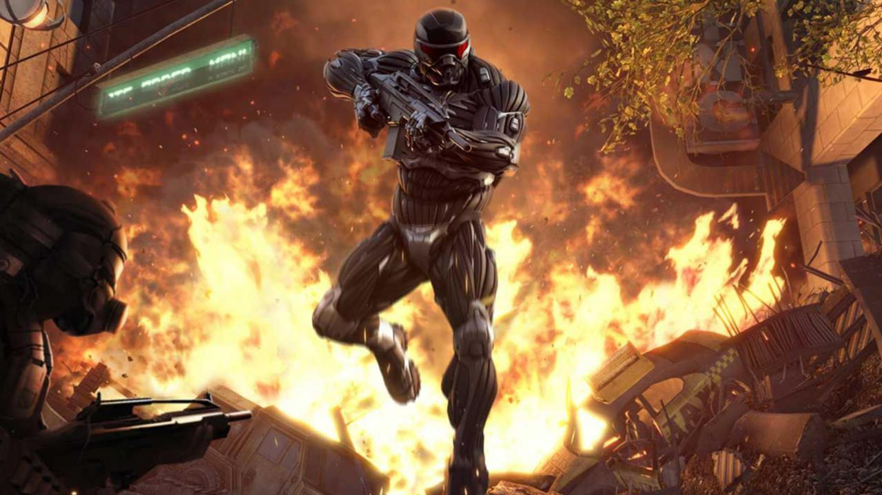 Crysis 2 Multiplayer Trailer