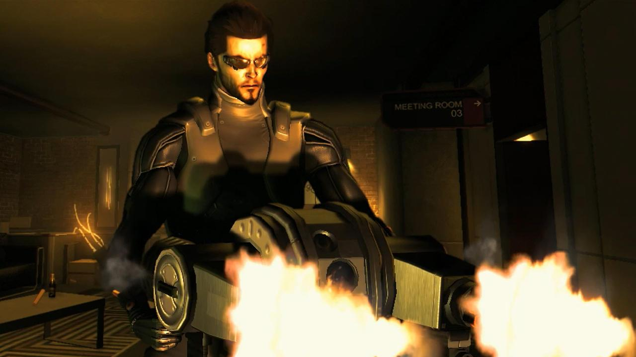Deus Ex Human Revolution Three Ways Trailer