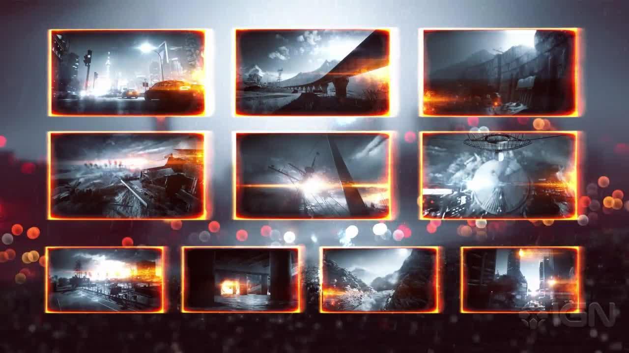 Battlefield 4 Beta Overview Video