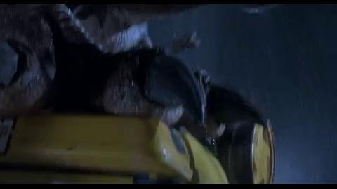Jurassic Park - Saving the kids