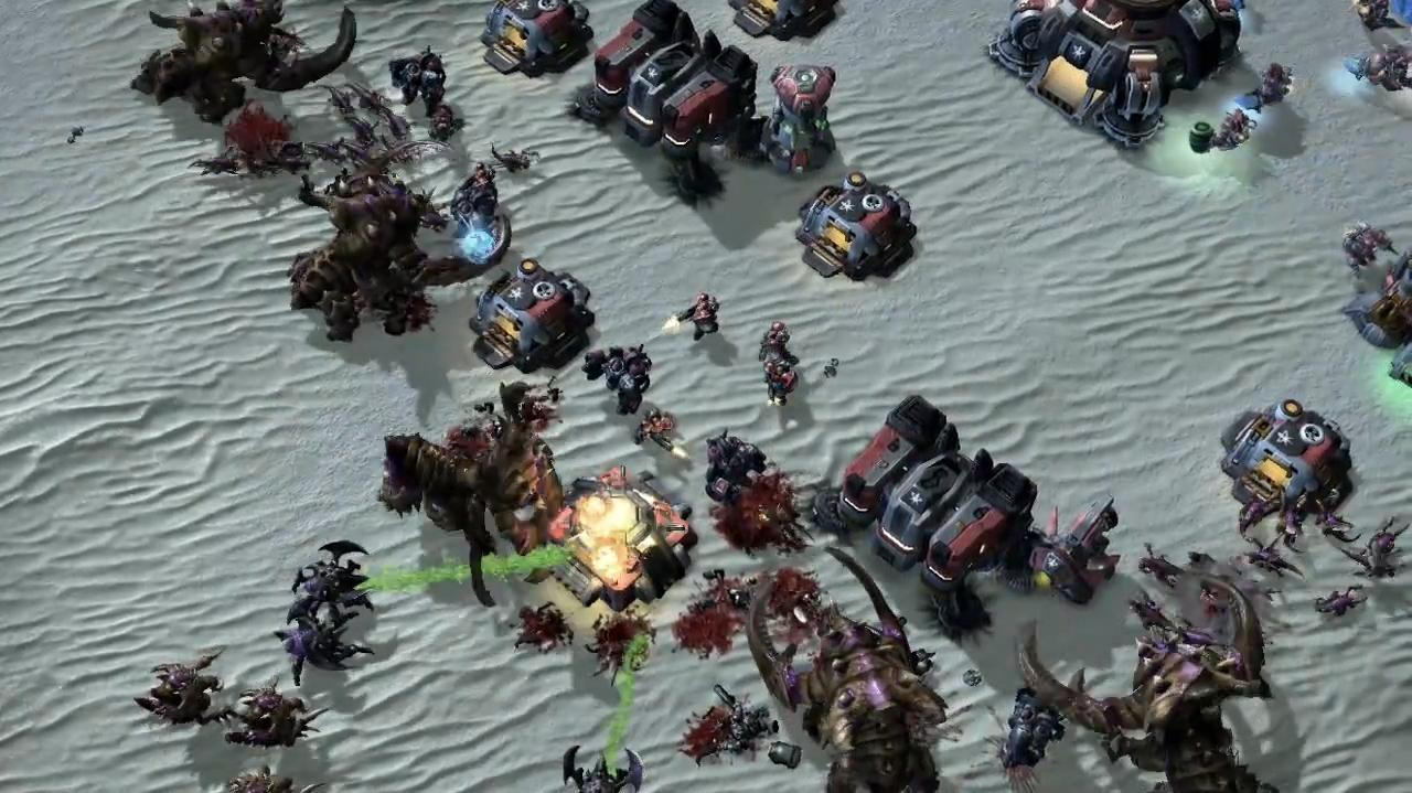 News StarCraft II Heart of the Swarm Release Date Unveiled