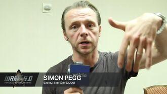 Star Trek Fan Census - Simon Pegg