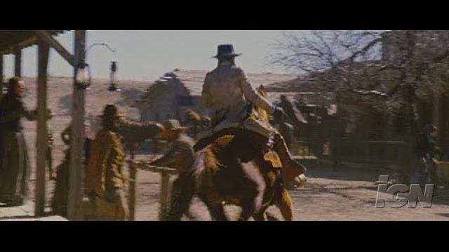 3 10 to Yuma (2007) Movie Trailer - Trailer