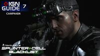 Splinter Cell Blacklist Perfectionist Walkthrough Part 7 - Special Missions HQ