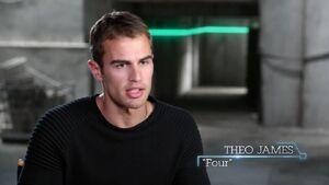Divergent Featurette- Meet Four