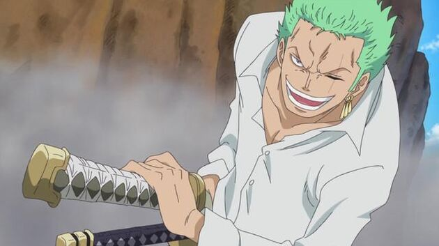 File One Piece - Episode 744 - No Way Out! Admiral Fujitora's Ruthless Pursuit!