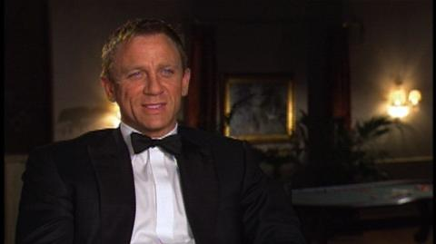 "Casino Royale (2006) - Interview Daniel Craig ""On the Poker Game"""