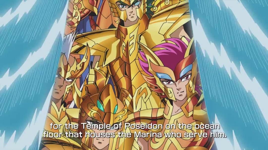 Saint Seiya Brave Soldiers - Chronicle Mode