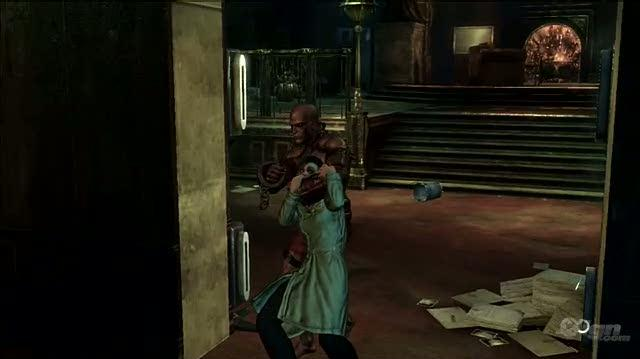 Batman Arkham Asylum Xbox 360 Preview - Video Preview