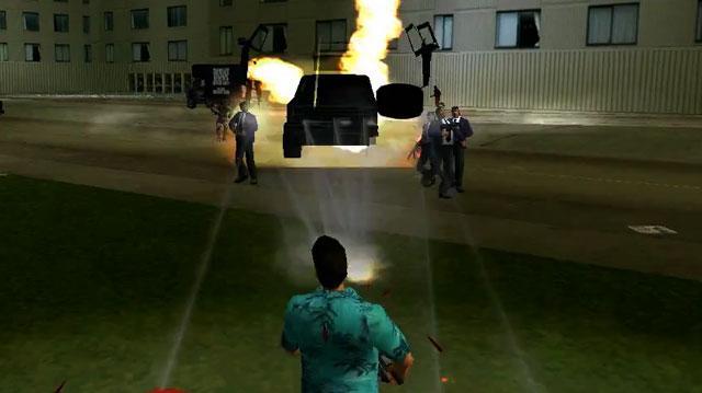 Grand Theft Auto Vice City 10th Anniversary Trailer