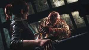 Resident Evil Revelations 2 - First Trailer
