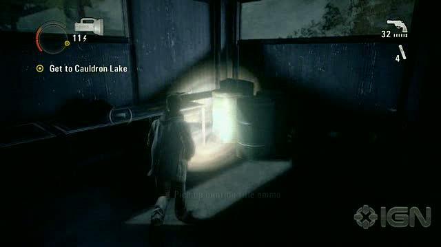 Alan Wake X360 - Walkthrough - Alan Wake - Nightmare Difficulty - Episode 6 - Junk Yard