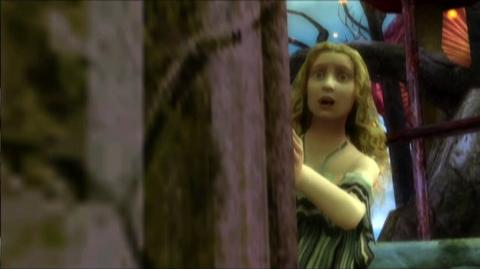 Alice In Wonderland (VG) (2010) - Featurette Dev diary one