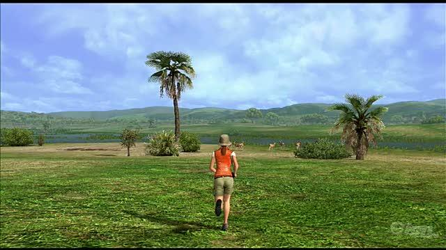 Afrika PlayStation 3 Gameplay - Riverside Sneaking