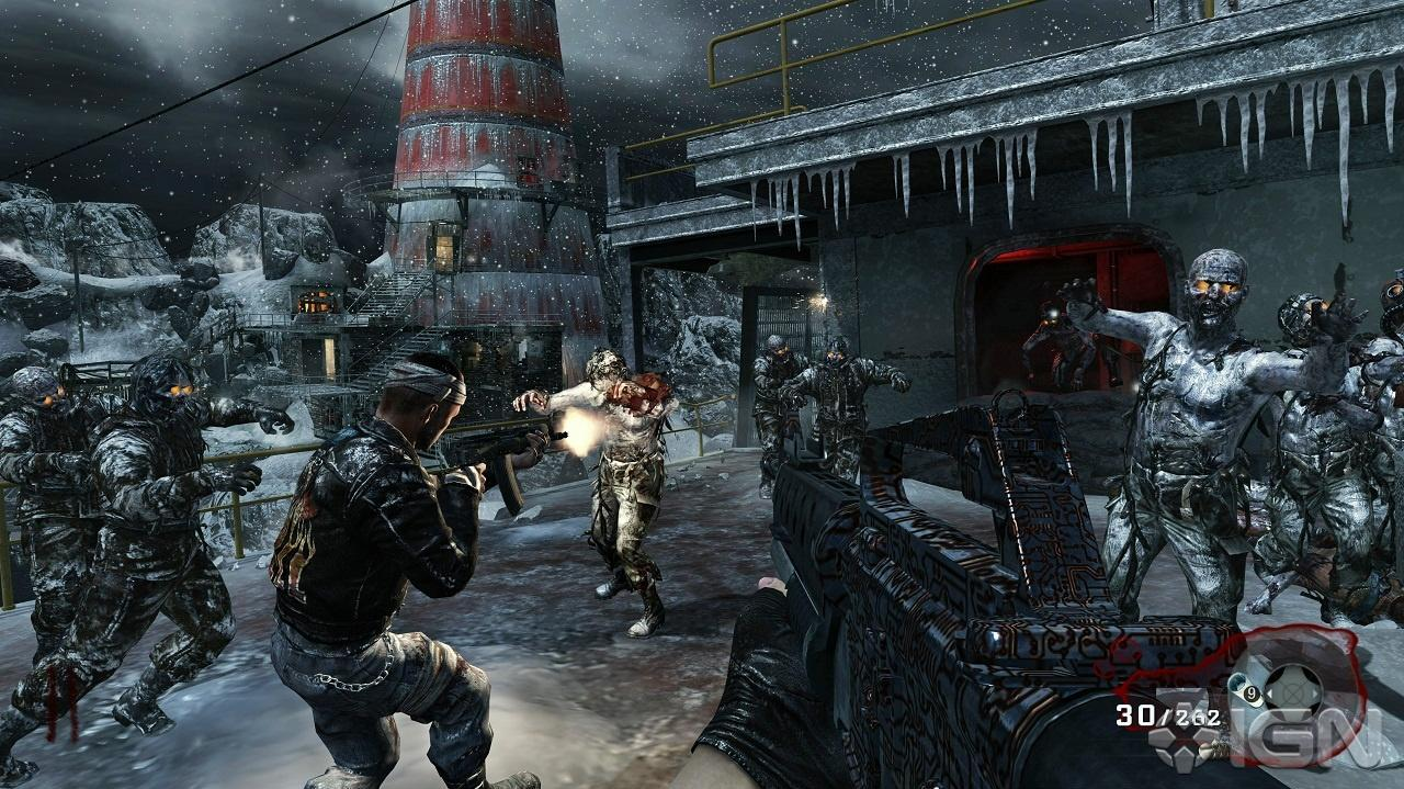 IGN Rewind Theater Black Ops Call of the Dead